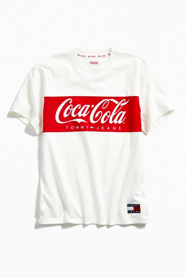 18e69e7ea Tommy Jeans X Coca-Cola Tee | Urban Outfitters