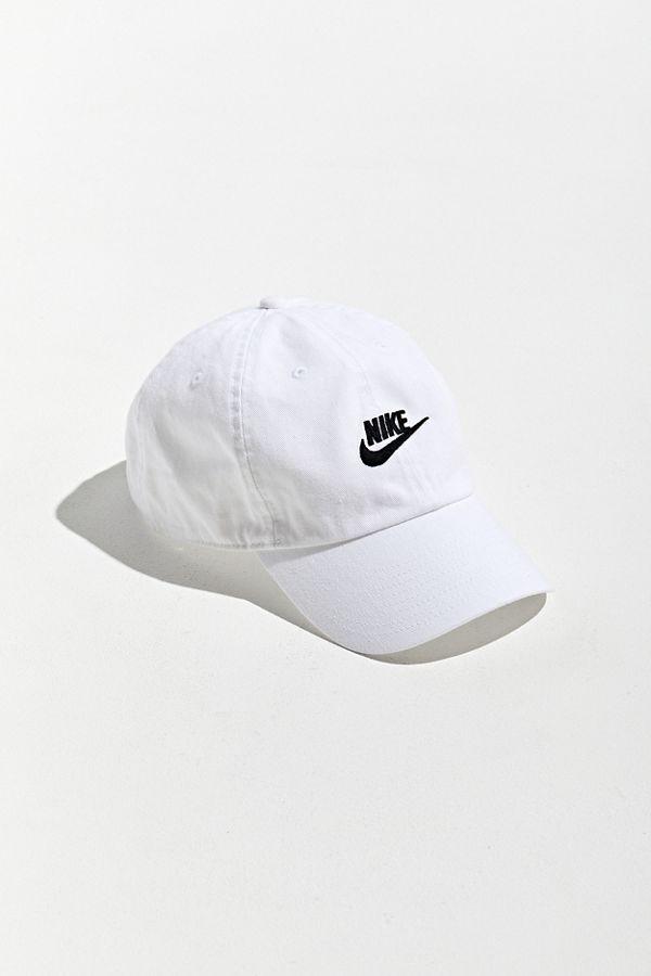 0391a2851af8b Nike Sportswear H86 Futura Washed Baseball Hat   Urban Outfitters