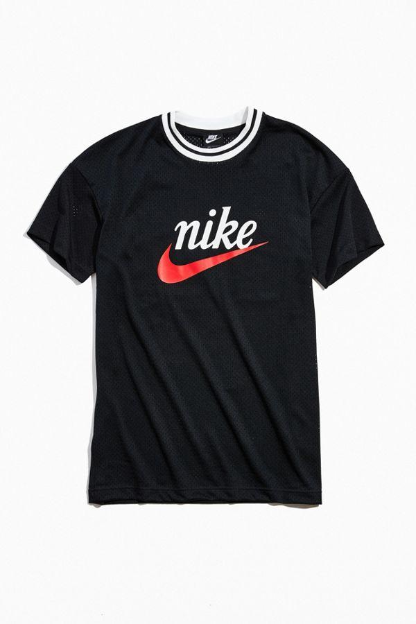Nike Heritage Mesh Tee by Nike
