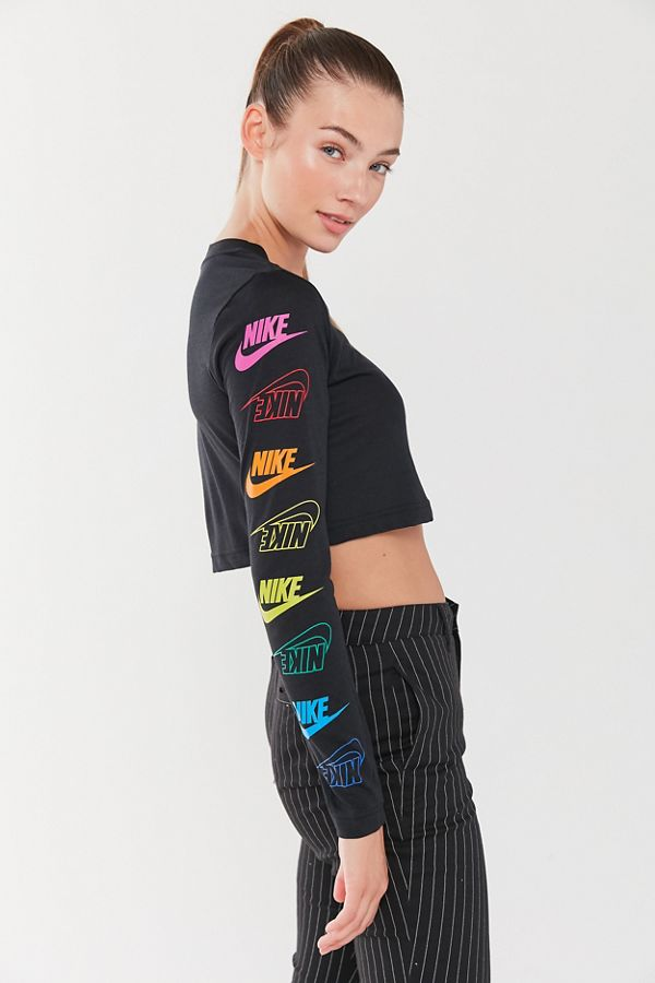 Nike Futura Long Sleeve Tee by Urban Outfitters