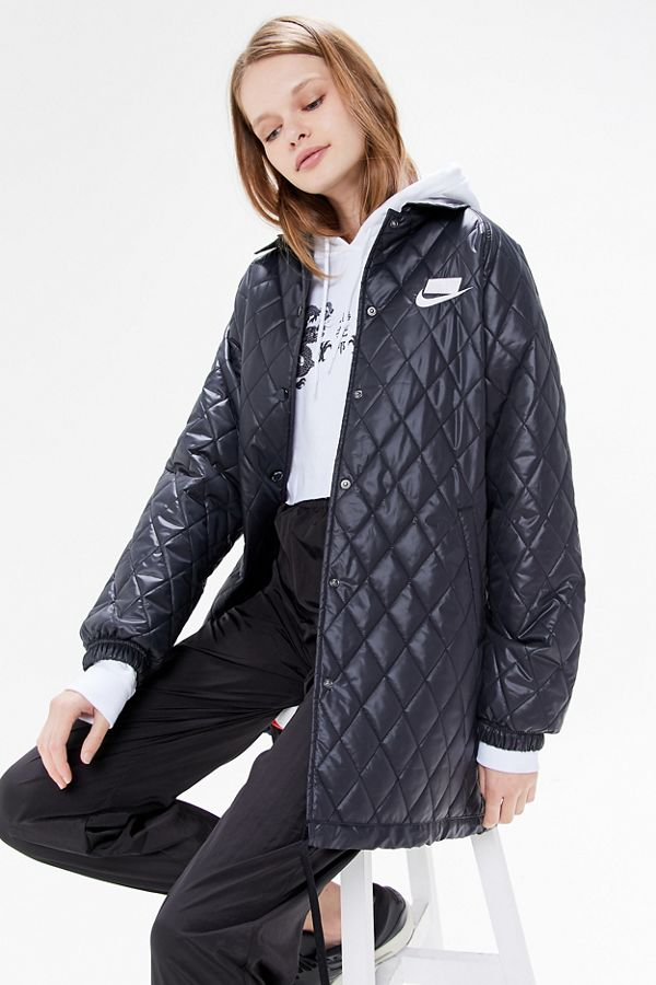 Nike Sportswear Quilted Mac Jacket