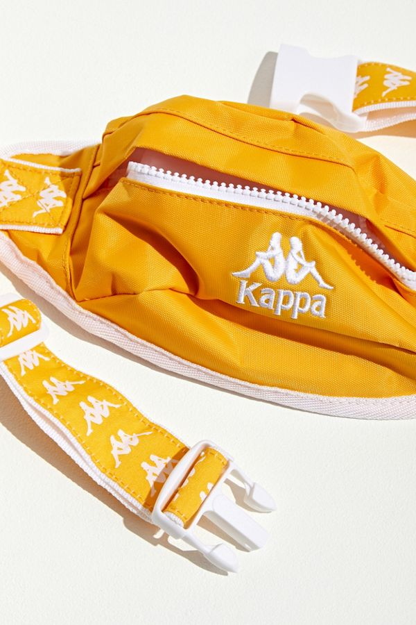 cac9f8856f Kappa UO Exclusive Anais Authentic Yellow Sling Bag