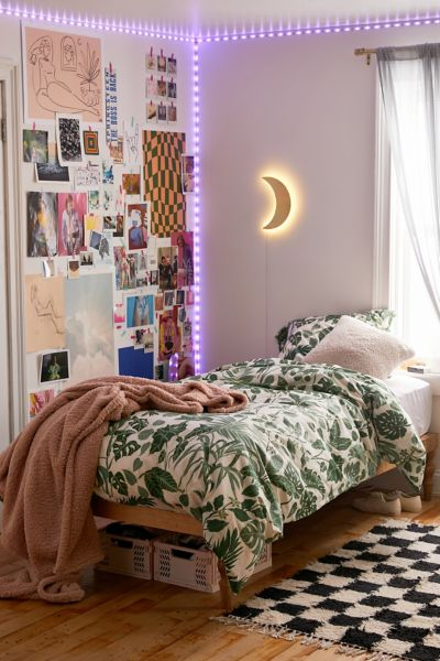 Picture of: Greenery Duvet Set Urban Outfitters