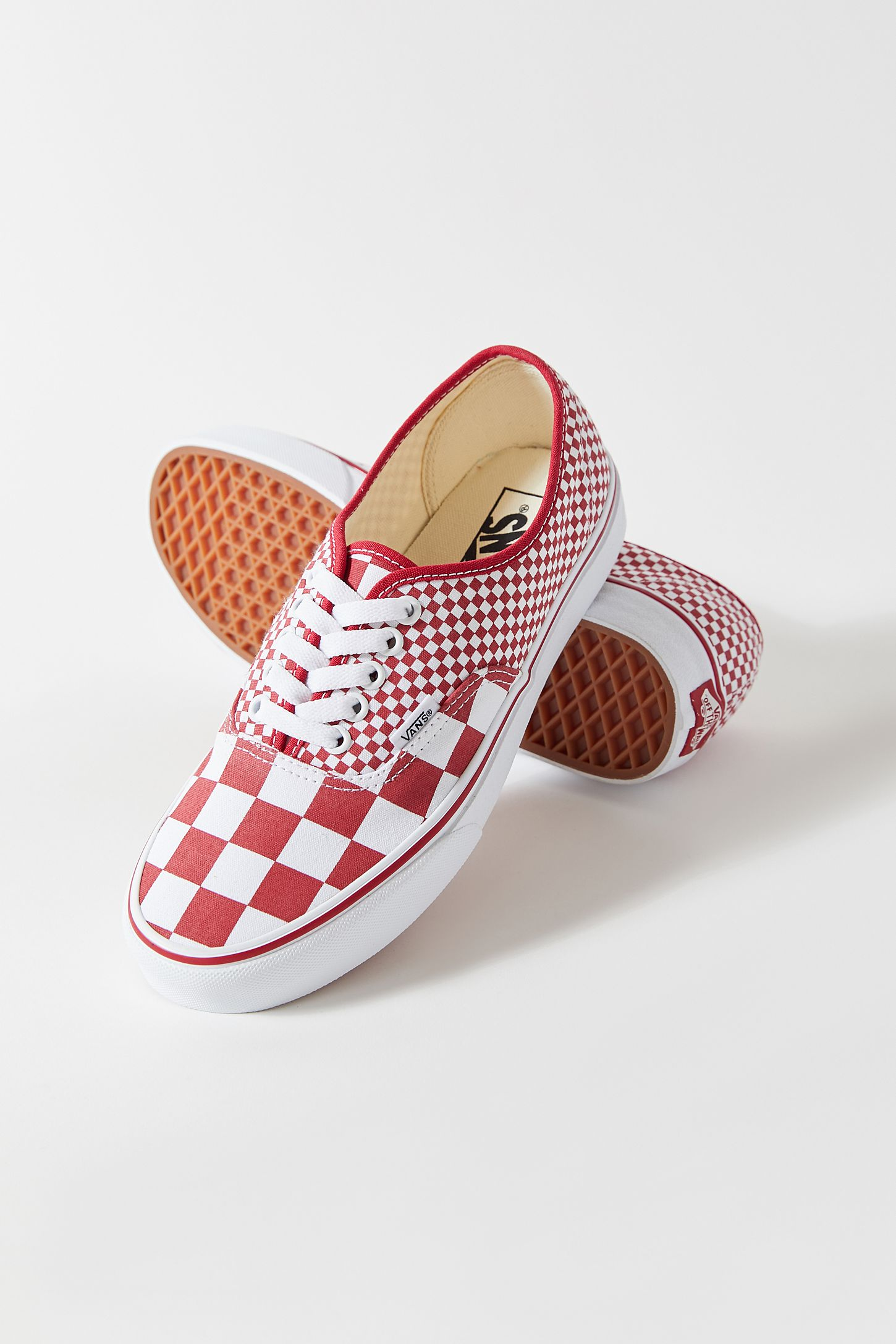 Vans Authentic Mix Checkerboard Sneaker