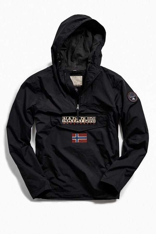 6e8990169acd1 Napapijri Rainforest Summer Pocket Jacket | Urban Outfitters