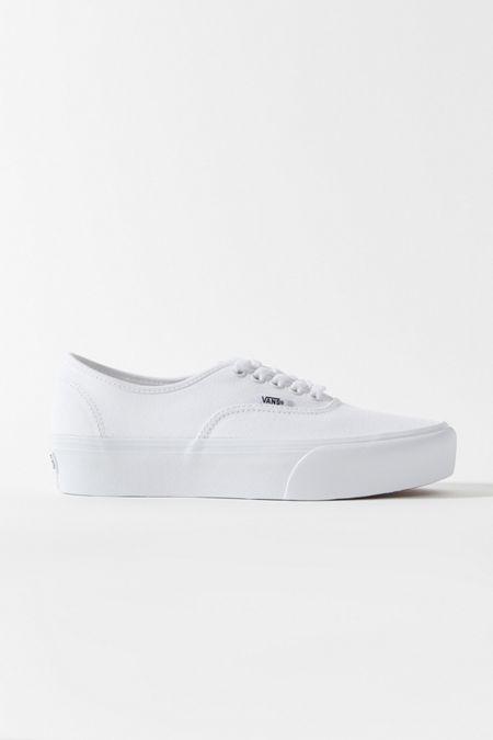ff8d3fef89c Vans Authentic Mono Platform Sneaker