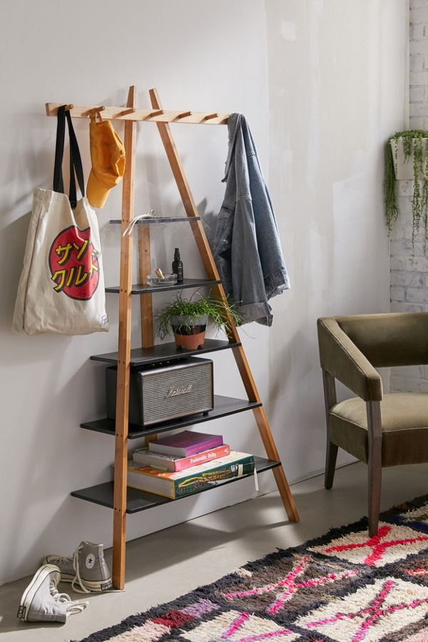 Hartley Entryway Leaning Shelf Urban Outfitters