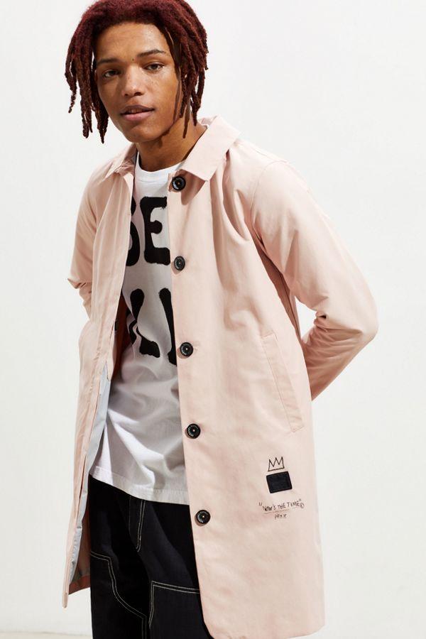 Herschel Supply Co. X Basquiat Mac Jacket by Herschel Supply Co.