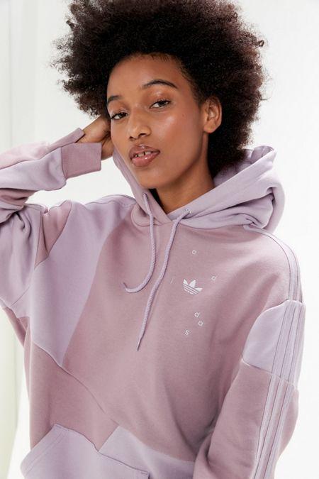 c6841c7a5016 adidas Originals X Daniëlle Cathari Colorblock Hoodie Sweatshirt