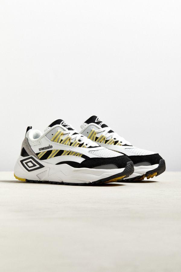 vendita scontata vari design metà fuori Umbro Neptune Yellow Sneaker