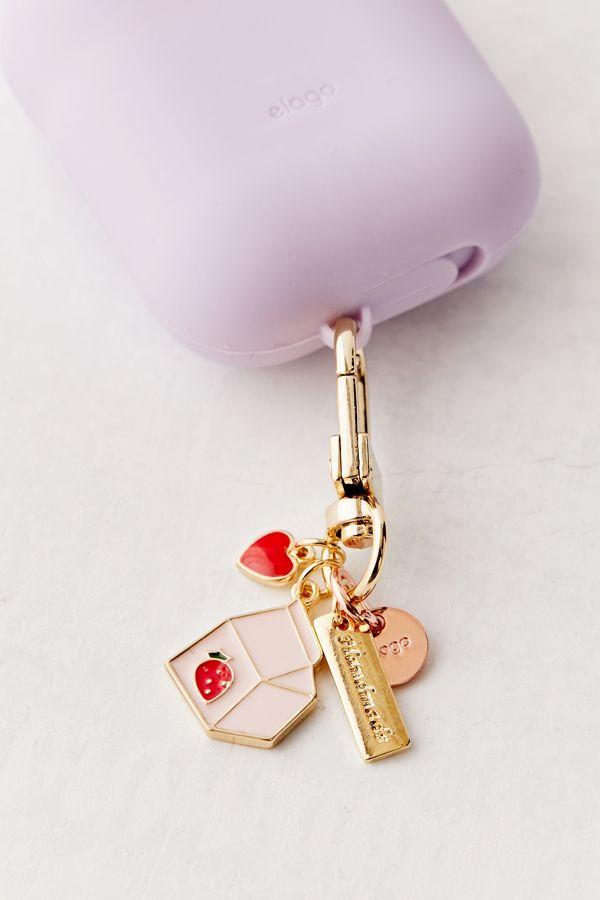 low priced 0cee8 308e2 elago AirPods Keychain