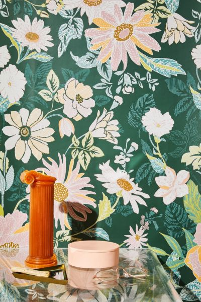 Bali Removable Wallpaper   Urban Outfitters
