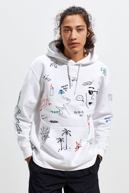 1b756f003 Hoodies + Sweatshirts for Men | Urban Outfitters