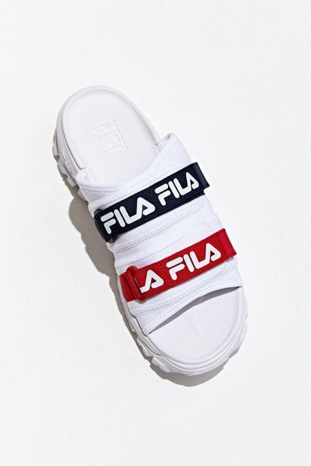 9e43db25fc FILA - Men's Sandals + Slides | Urban Outfitters