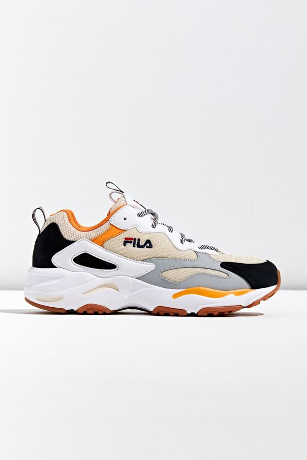 FILA Ray Tracer Orange Sneaker