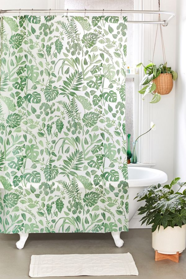 Shower Curtains.Jungle Peva Shower Curtain