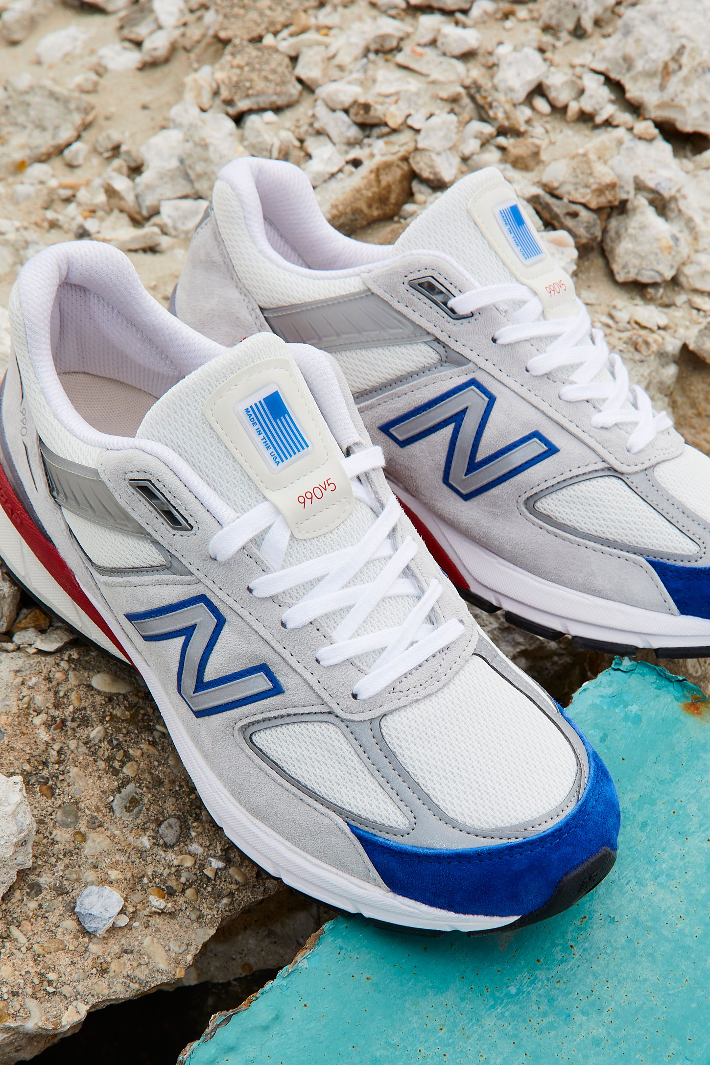 a45c21cf New Balance 990v5 Made In US Sneaker