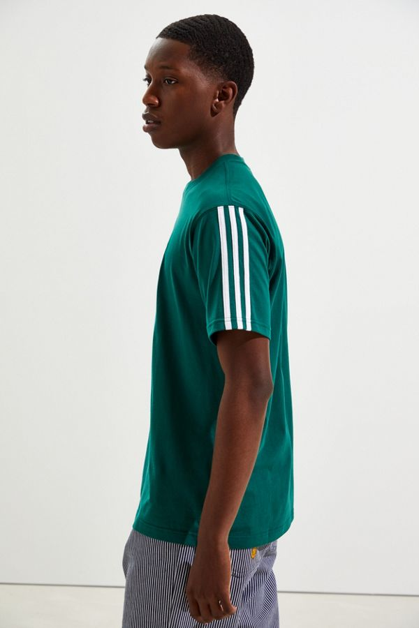Slide View: 4: T-shirt trèfle Outline d'Adidas