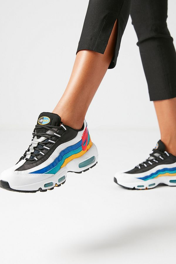 detailed look a7383 953e9 Nike Air Max 95 Premium Sneaker