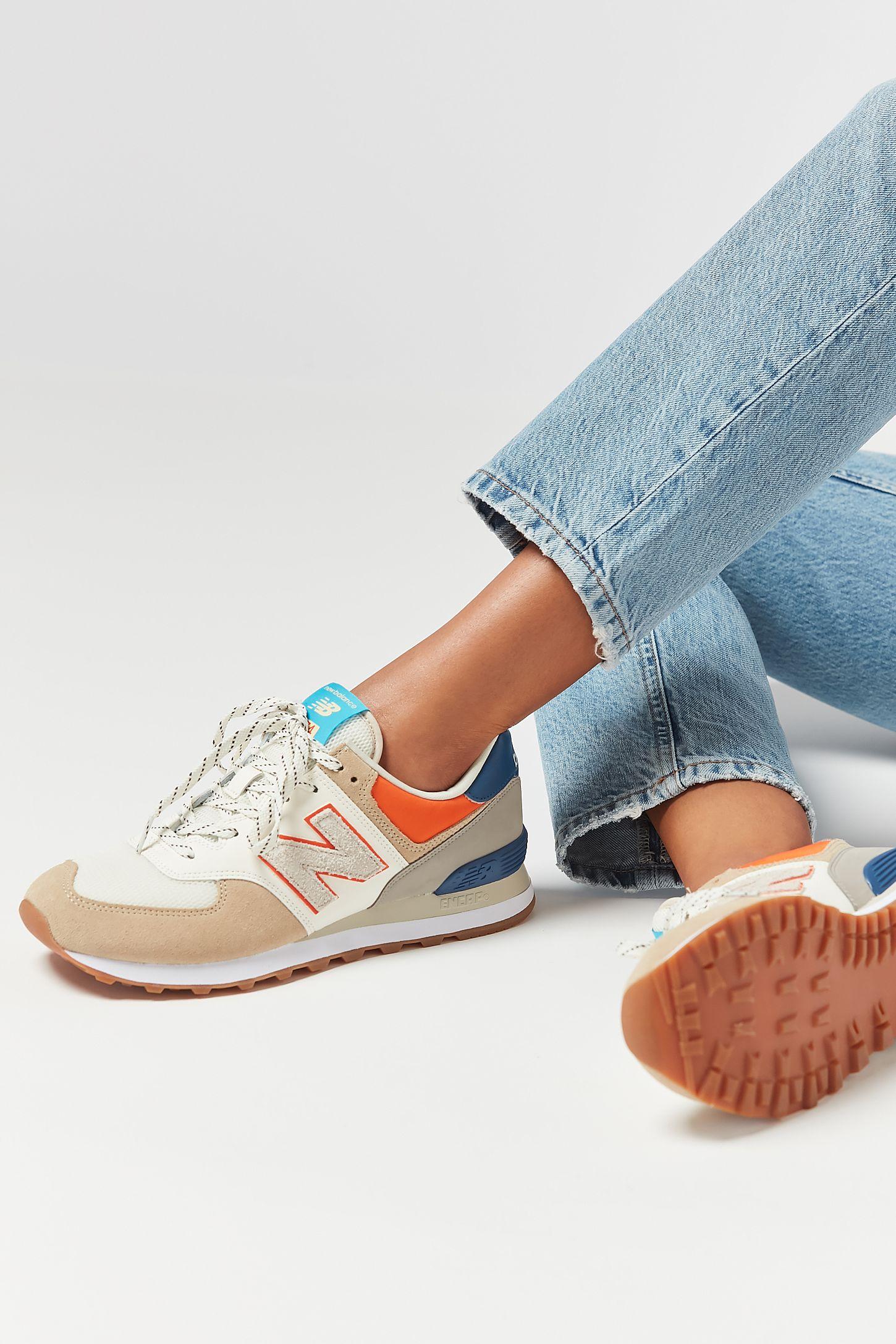 sports shoes 8b6eb f9ddc New Balance 574 Moon Lantern Sneaker