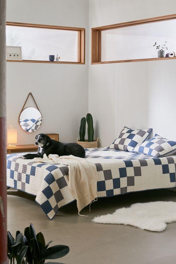 Slide View: 1: Pendleton Modern Heritage Quilt + Shams Set