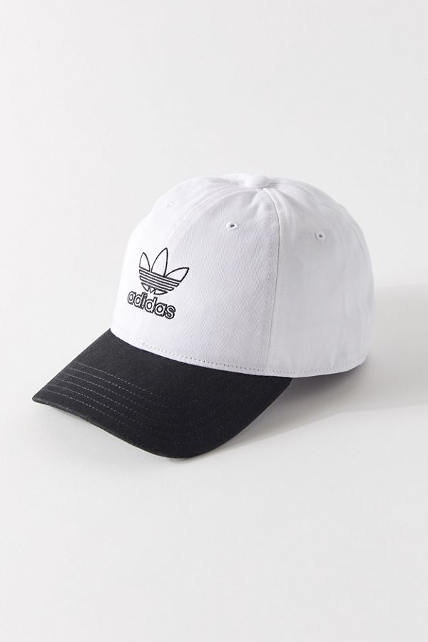Adidas Originals Outline Relaxed Baseball Hat by Adidas
