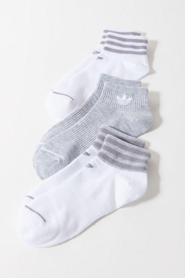 taille 40 88aaa ff97b Paquet de 3 chaussettes courtes adidas Originals
