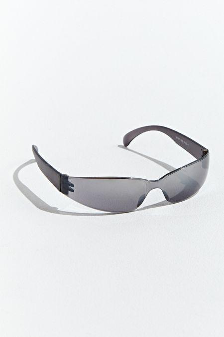 f3441abb1ef Small Plastic Wrap Sunglasses