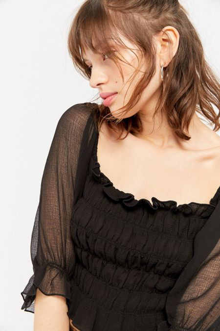 ec622258e8f0c5 Shirts + Blouses for Women | Urban Outfitters