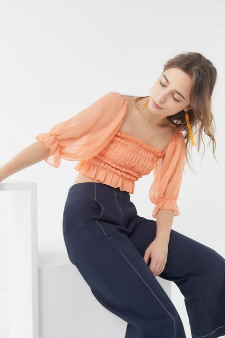 75bd2ac8481 Shirts + Blouses for Women | Urban Outfitters