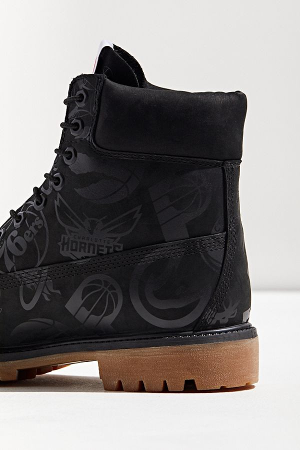 "Timberland X NBA 6"" East Vs. West Boot"