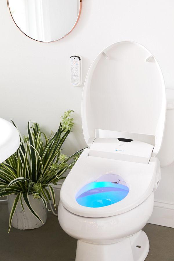 Siege De Toilette Bidet De Luxe Swash 1400 Brondell Urban