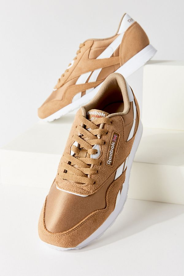 new product 765c1 6a0fe Reebok Classic Nylon Sneaker
