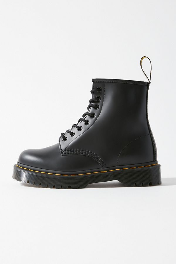 Dr. Martens 1460 Smooth AirWair Boots in Yellow