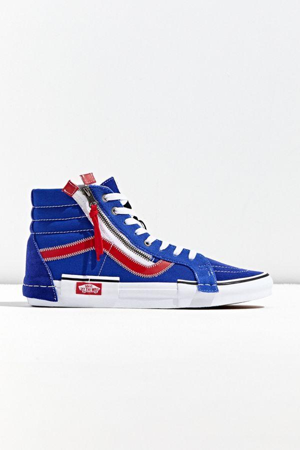 Vans Sk8-Hi Reissue Cap Sneaker