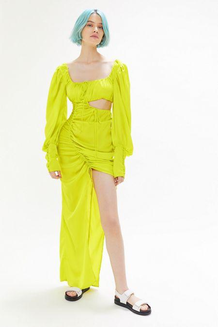 e7506959767 For Love   Lemons Meringue Maxi Dress