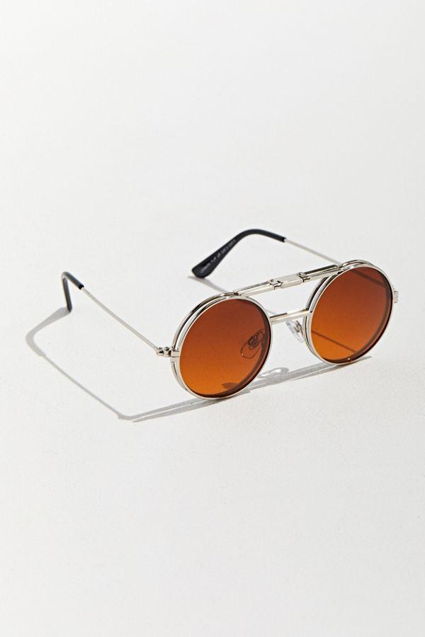 4fc0397ae198c Slide View  1  Spitfire Lennon Flip-Up Sunglasses