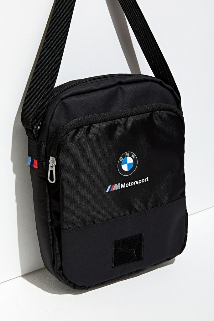 Puma BMW Motorsport Portable Mini Messenger Bag