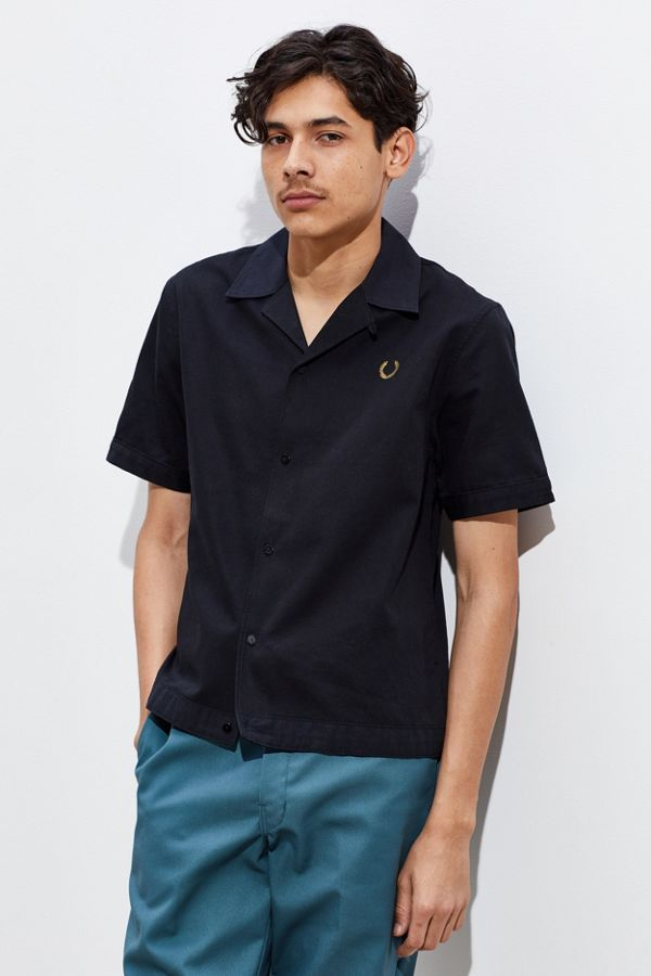 e6282699d Fred Perry Bowling Shirt