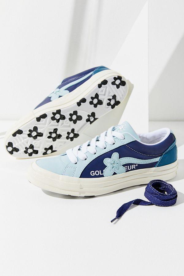 Converse X Golf Le Fleur One Star Ox Sneaker