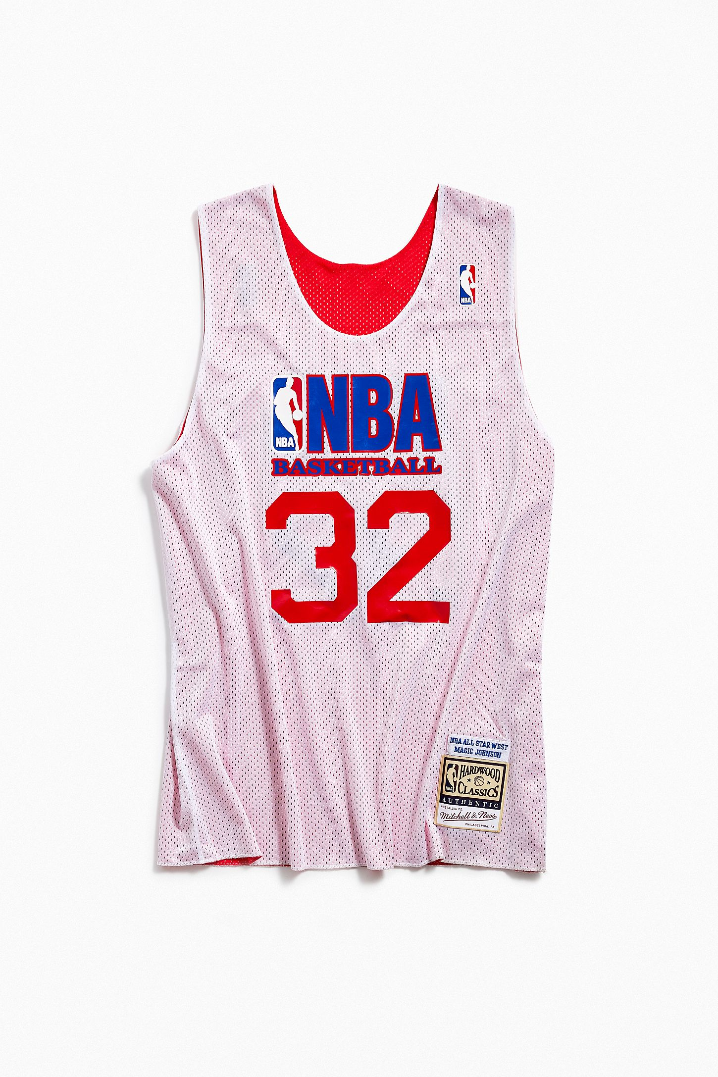sports shoes f03cd 02798 Mitchell & Ness NBA All Star Reversible Basketball Jersey