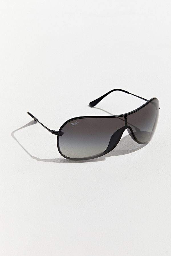 Shield Sunglasses Wrap Ray Ban ARL54c3jq