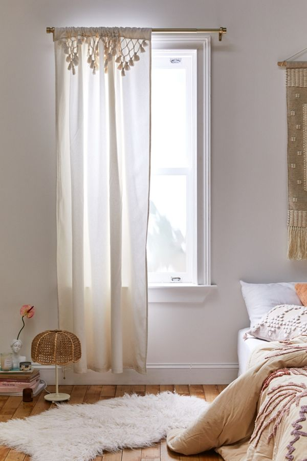Slide View: 1: Noelle Blackout Window Curtain