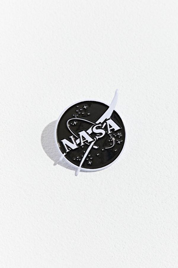 52b3dc88f59000 Slide View  1  NASA Logo Pin