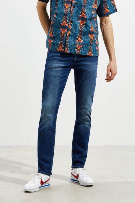61858b7bb3a Calvin Klein Racing Blue Slim Jean