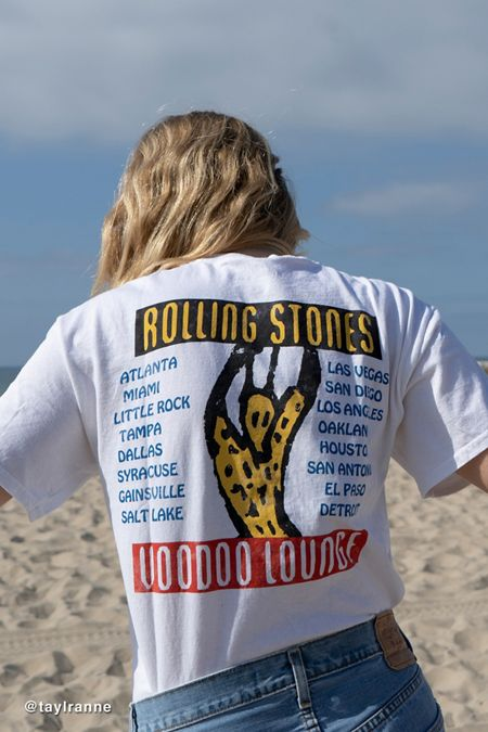 97589dff661462 Rolling Stones 1994 Tour Tee