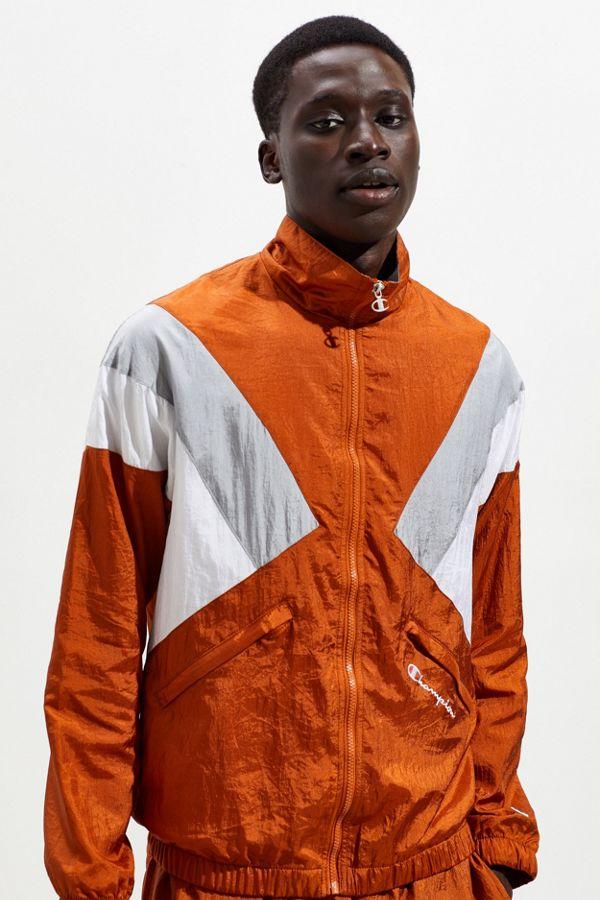 6dbc7a599 Champion UO Exclusive Nylon Track Jacket