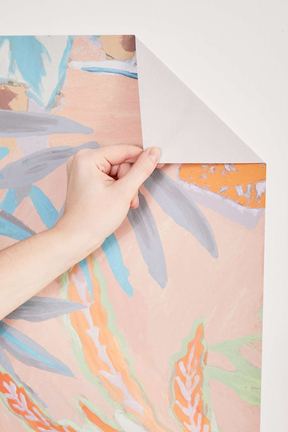 Clara Jungle Removable Wallpaper by Urban Outfitters