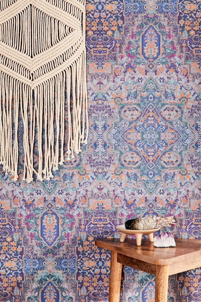 Minka Ornate Removable Wallpaper Urban Outfitters