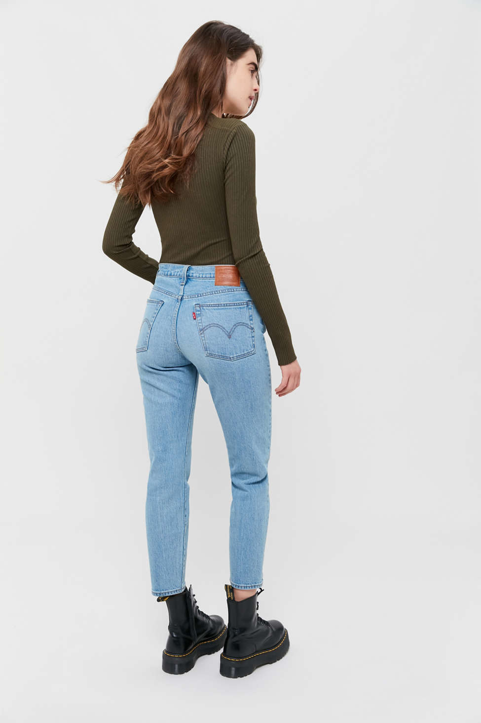 Levi's Wedgie High Rise Jean – Bright Side by Levi's